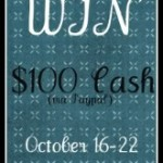 Giveaway: Win $100 CASH!