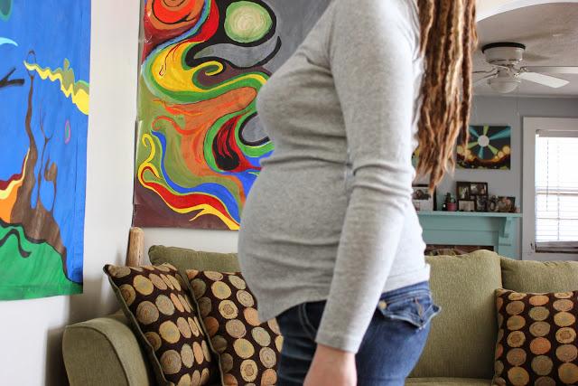 Pregnancy Update: 18 weeks