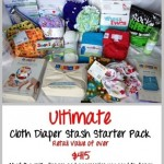 Fluffy Fourth Cloth Diaper Event (HUGE Giveaway!)