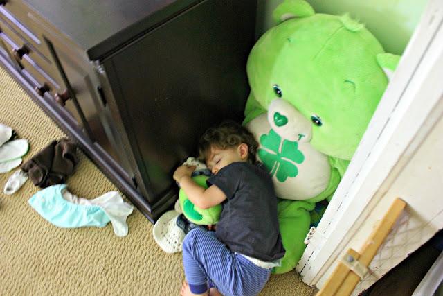 Strange Things Toddlers Do
