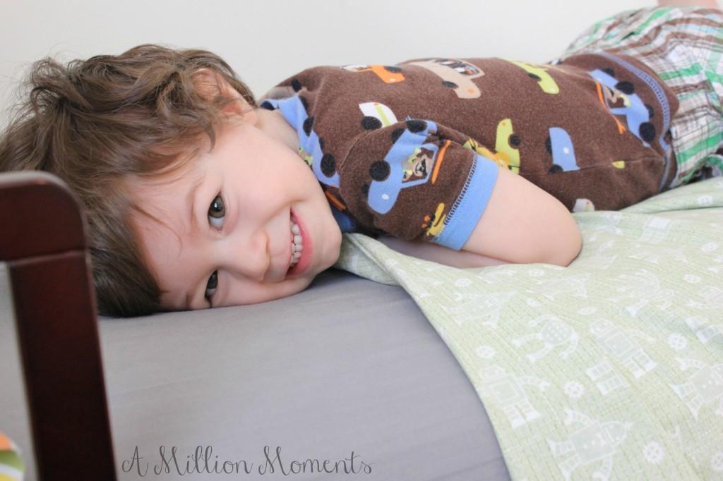 toddler robot sheets