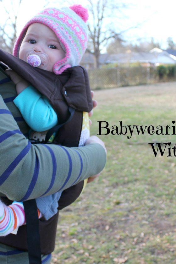 Babywearing Love With Beco Gemini