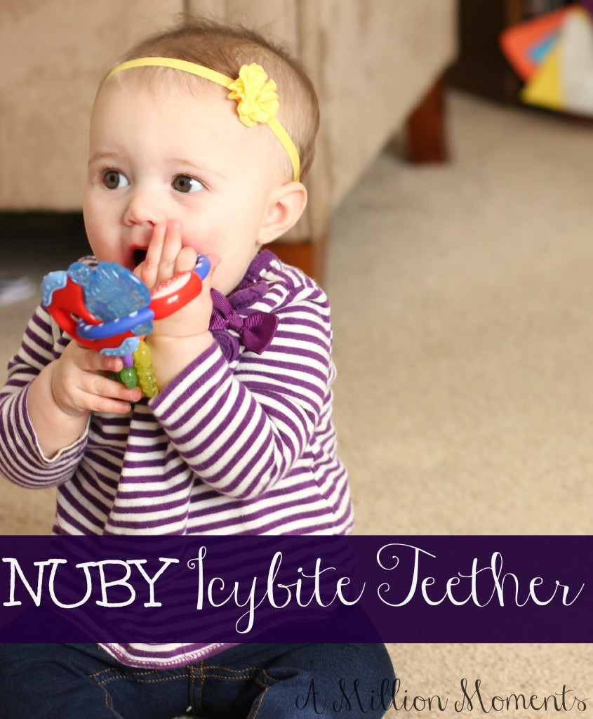 Nuby teether