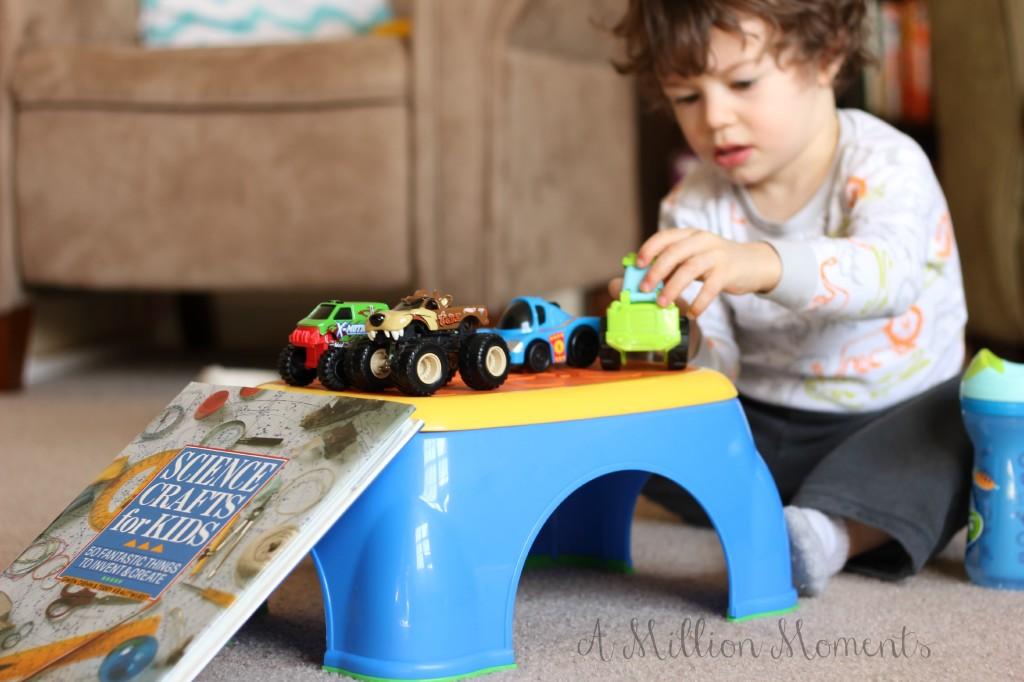 step stool toys