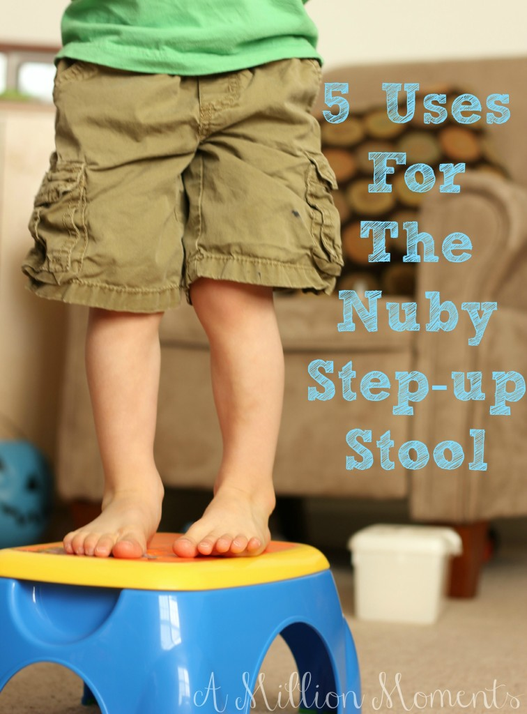 Nuby Step-up stool