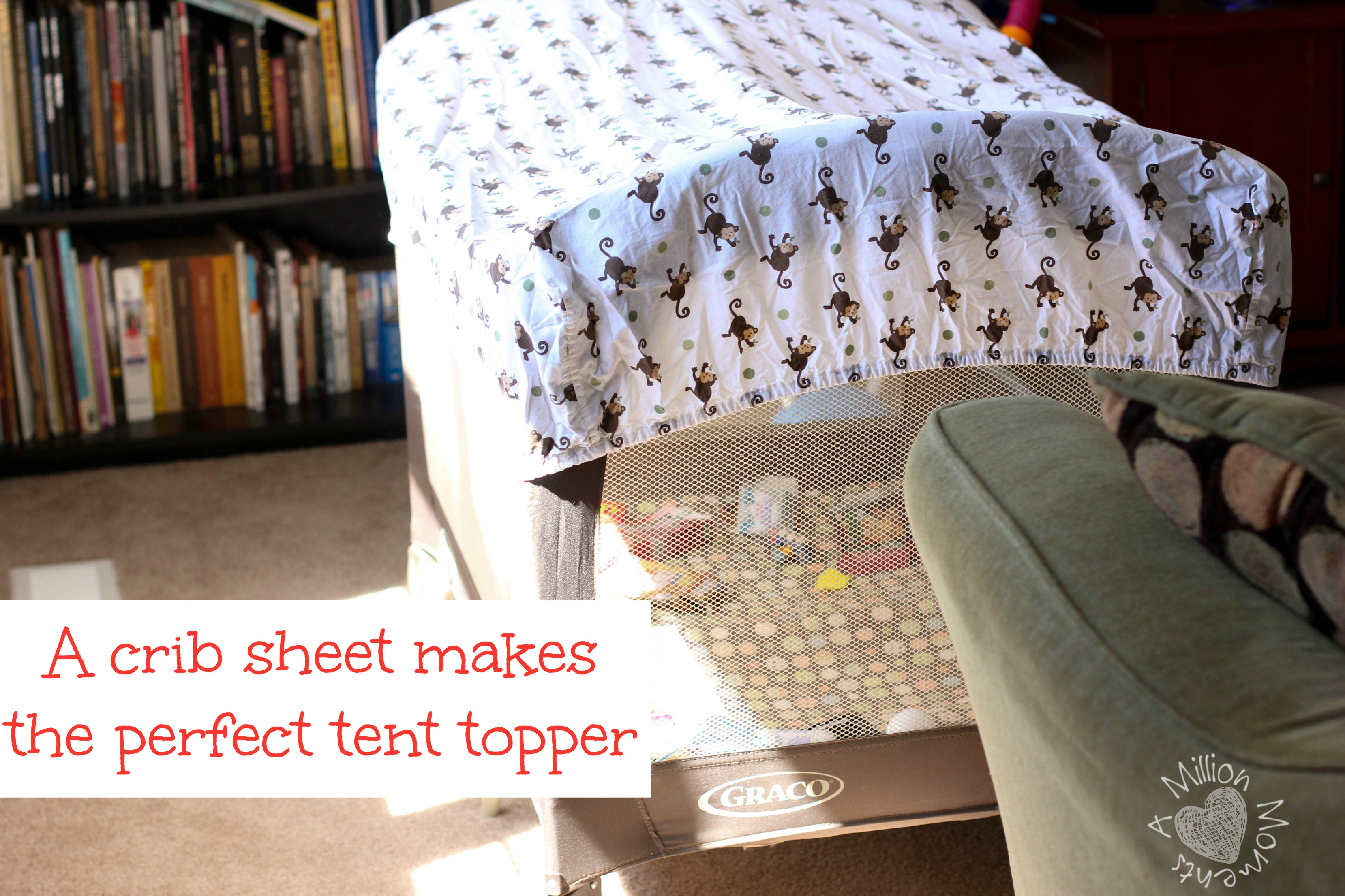make a cute tent & Make An Awesome Tent In Five Minutes
