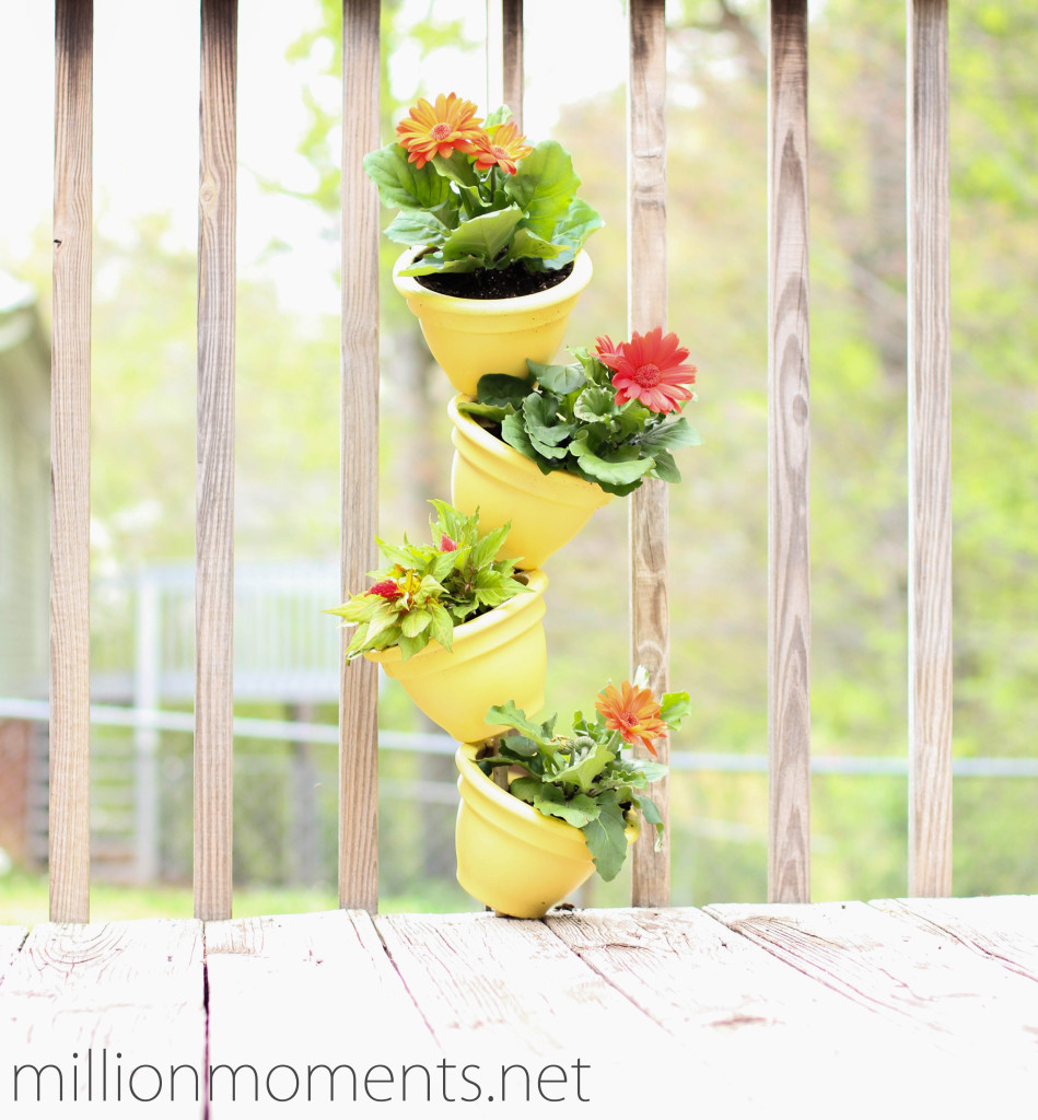 vertical garden tutorial