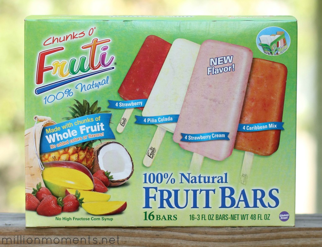 all natural fruit bars