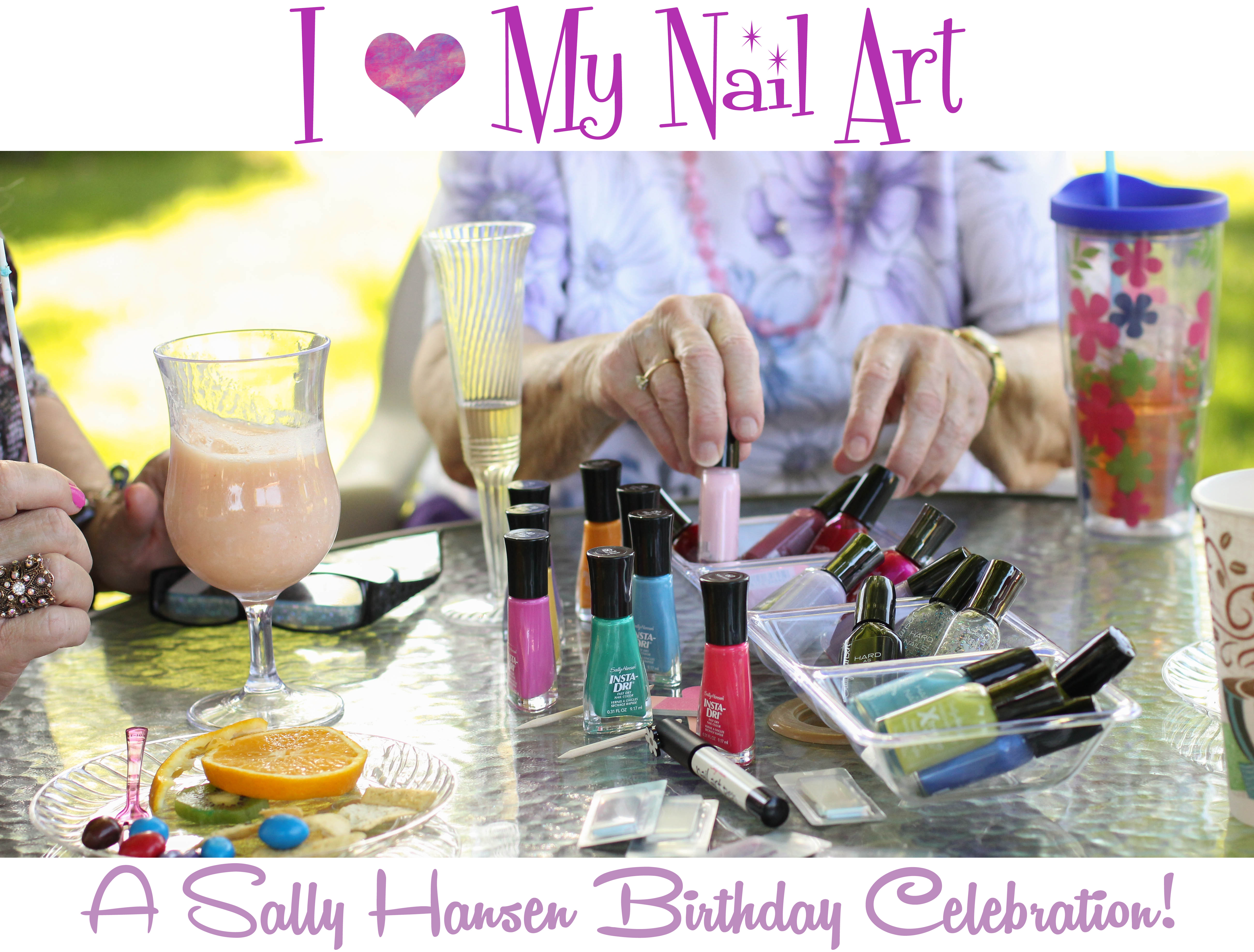 A Sally Hansen Birthday Celebration
