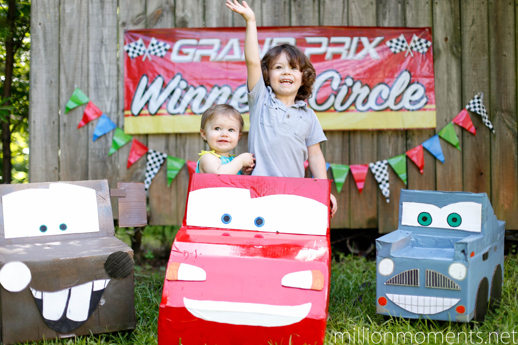 Adorable toddler cars #Dreamparty