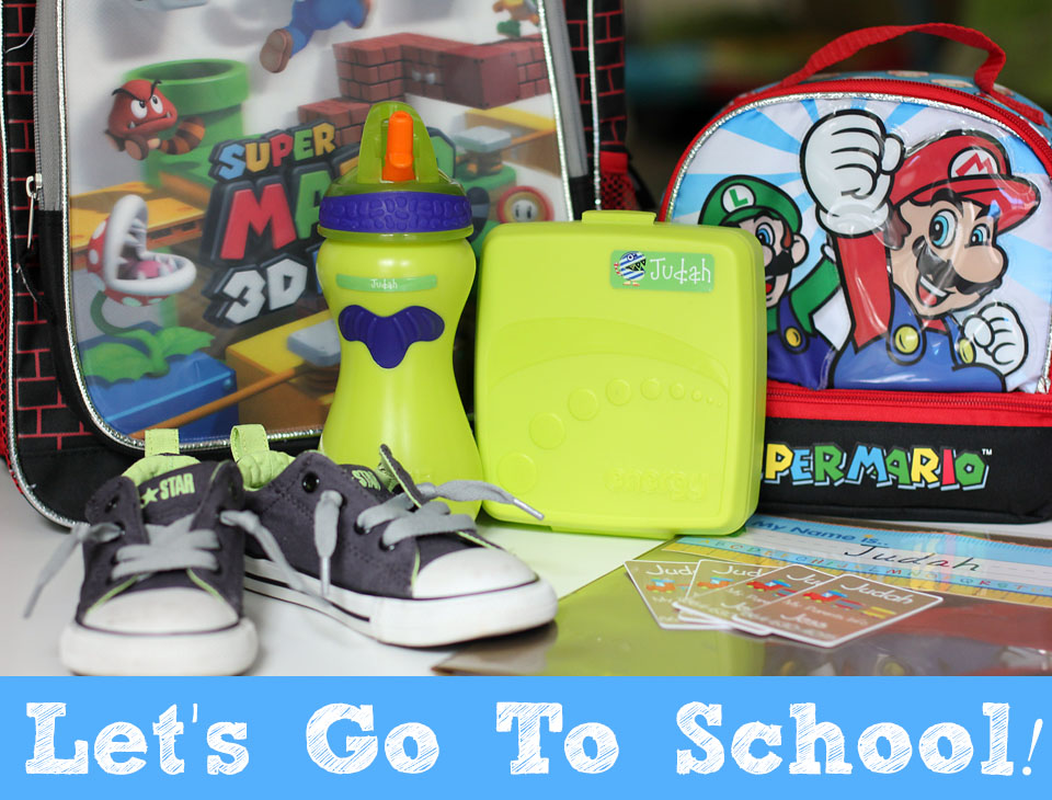 Preparing For Preschool & Kiddo Tags Giveaway