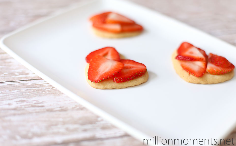 alternative to strawberry shortcake
