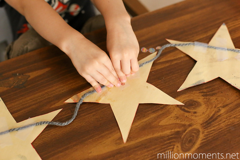 star craft for toddlers