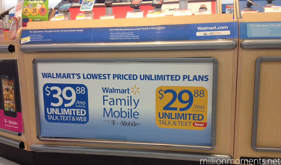 Best unlimited wireless plan #Familymobilesaves #shop