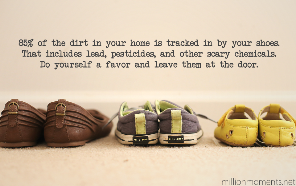 Tips for a toxin free home