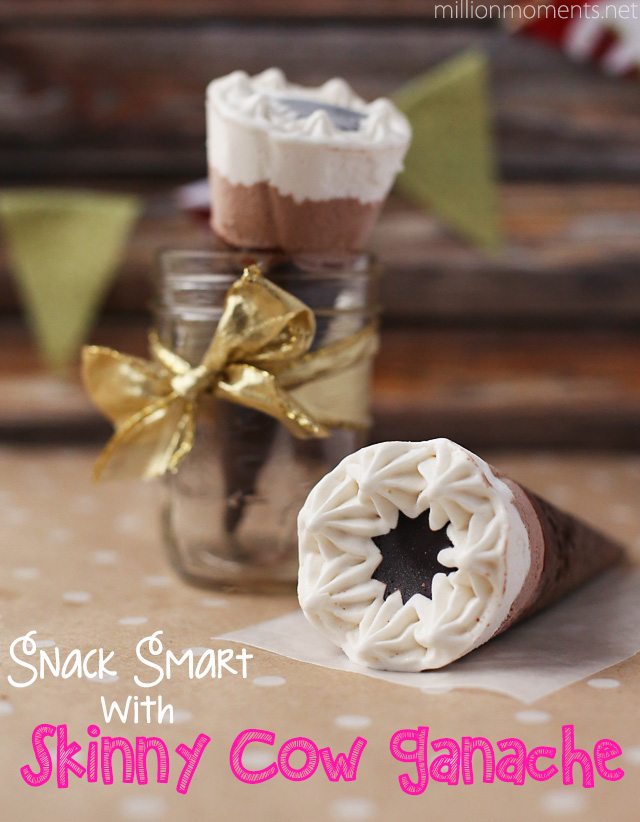 Skinny Cow Ganache frozen treats #shop