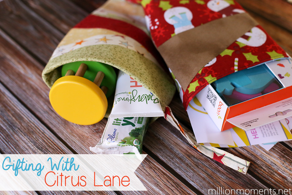 Citrus Lane monthly subscription boxes make great gifts!