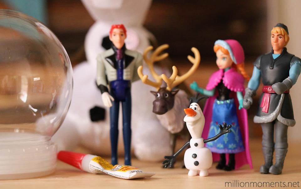 Disney Frozen toys from Walmart #shop