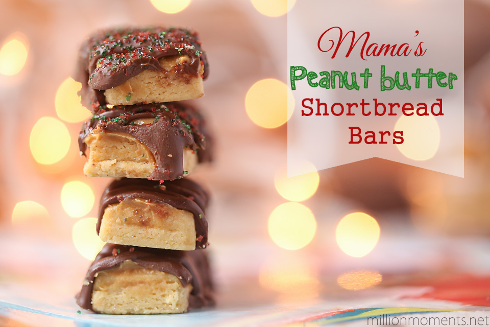 Easy holiday snack bars #shop