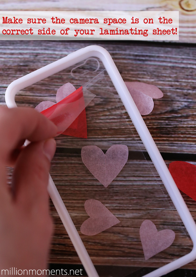 simple valentine craft