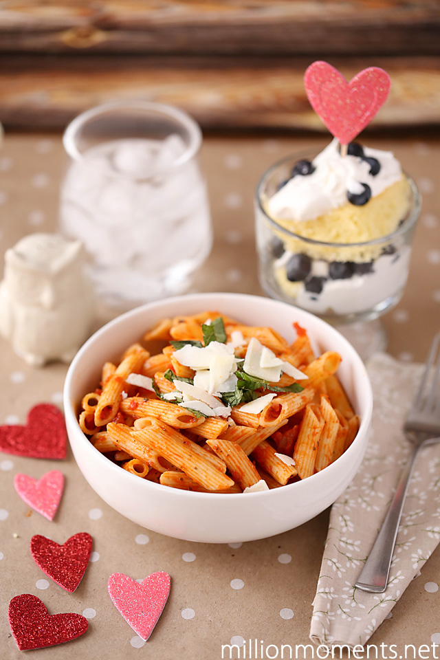 Easy romantic dinner ideas #Valentines4All #shop
