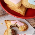 Nutella Filled Conversation Hearts