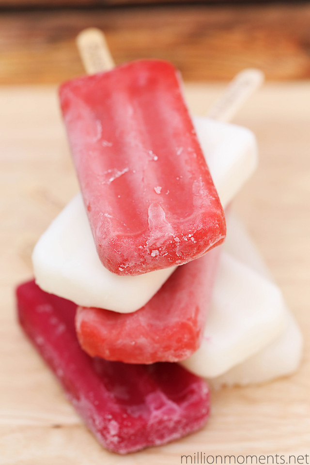 #Outshine frozen fruit bars come in a variety of flavors