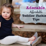 Toddler Fashion Tips With OshKosh B'Gosh