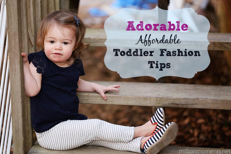 Toddler Fashion Tips With OshKosh B'Gosh