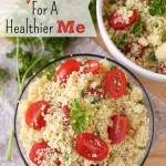 Simple Meals For A Healthy Me {Two Great Recipes!}
