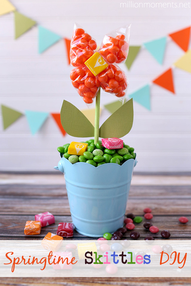 Easy edible DIY gift for Springtime! #shop