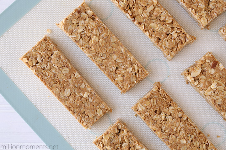 Peanut butter granola bars #shop