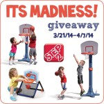 Win A Step 2 Basketball Hoop Of Your Choice!