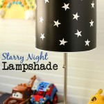 Easy Starry Sky Lamp With LED Power
