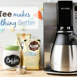 A Day In My Life {Recipe PLUS Coffee Maker Giveaway!}