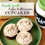 French Vanilla Coffee Buttercream