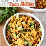 Easy One Pot Taco Skillet