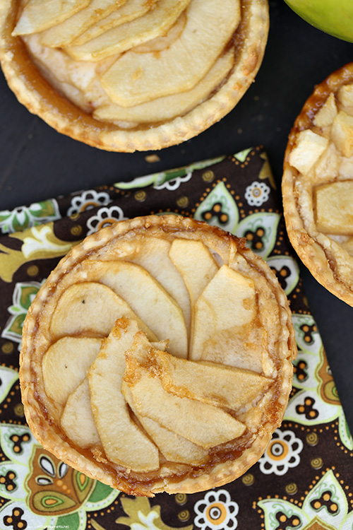 apple pie tarts recipe