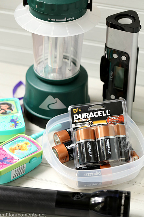 Duracell batteries power all my devices #shop