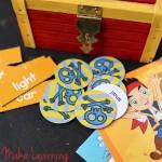 Make Learning Fun For Preschoolers {& A Cute Craft}