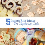 Lunch Box Ideas For Vegetarian Kids
