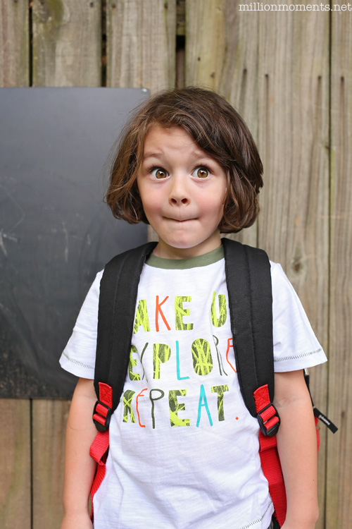 Back to school creativity and fashion with JCPenney #ThatsMyKid