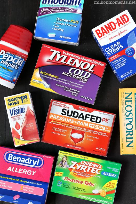 Get well kit essentials