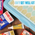 Easy DIY Get Well Kit