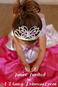 Disney Princess Event