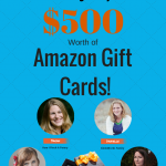 Jump Start Your Holiday Shopping with $500 in Giveaways!