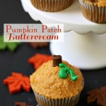 Perfectly Pumpkin Buttercream Frosting Recipe