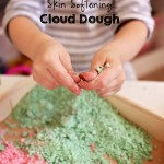 Cloud Dough DIY That Keeps Skin Hydrated!