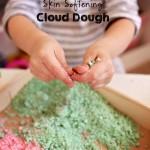Cloud Dough DIY That Keeps Skin Hydrated!