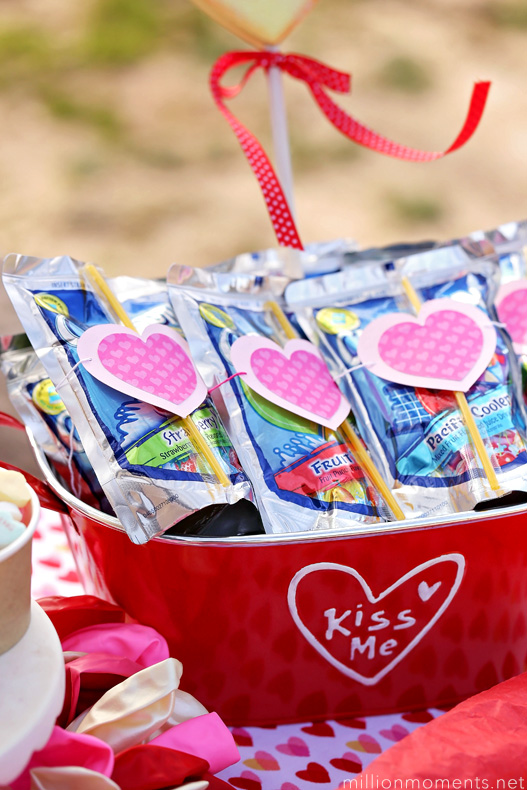 Budget friendly Valentine's day party ideas